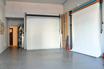 Courtenay Studios, Wellington CBD, studio space for hire, small event venue